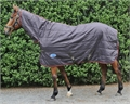Barnsby 210D 100g Full Neck Horse Stable Rug Brown