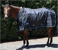 Barnsby 420D 100g Horse Stable Rug Black