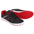 Woodworm Surge V2.0 Golf Shoes - Black/Red