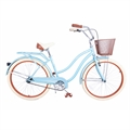 "EX-DEMO Royal London Retro 18"" Ladies Cruiser Bike"